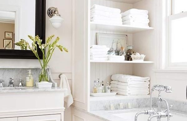 Clever Storage Solution Ideas for Your Bathroom
