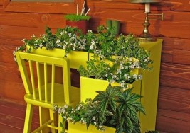 How to Use Container Gardens for a Welcoming Entry
