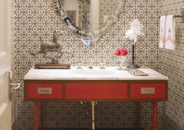 How to Make the Most of your Small Guest Bathroom
