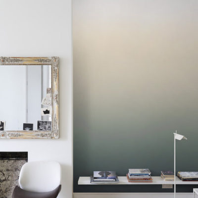 How to Paint an Eye-Catching Ombre Wall