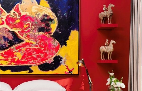 Inspiring Ways to Decorate with Passionate Red