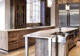 Bringing a Modern Rustic Look to your Interiors
