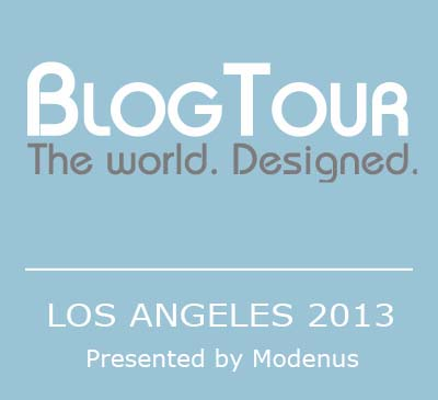 BlogTour Badge LA (blue)