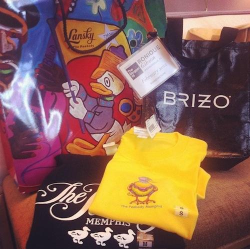Brizo Peabody hotel_Blogger 19_Stagetecture