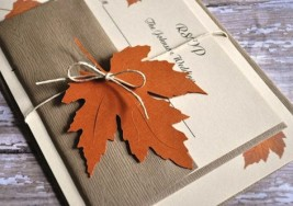 How to Prepare this Season for your Autumn Wedding