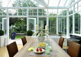 Warm your Home: Features to Include in your New Conservatory