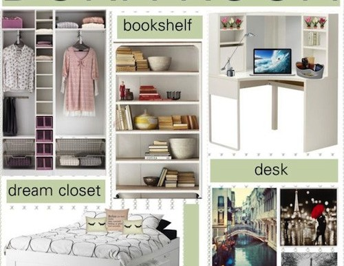 Get the Look: Cool Dorm Decor Ideas by You!