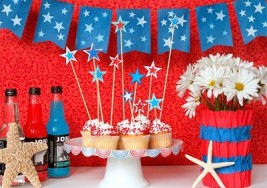 This Labor Day – Have a Party with the Kids!