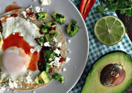 Spicy Mexican Breakfast Tacos Recipe
