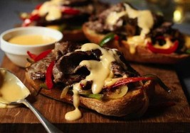 Game Day Favorite: Philly Style Cheesesteak Recipe