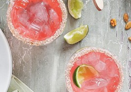 Summer Inspired Pink Cadillac Margaritas Recipe