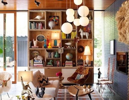 Creative Ways to Style Your Boring Bookshelves