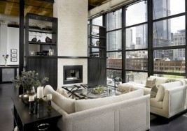 Guest Blogger: How to Decorate your Industrial Loft