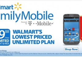 Loving the Unlimited Plans with Walmart Family Mobile