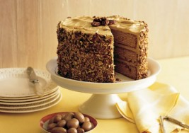 Southern Butterscotch Pecan Cake Recipe