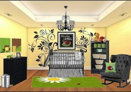 Olioboard Inspiration: Planning & Designing the Perfect Baby Nursery