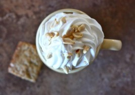 Toasty Peanut Butter Hot Chocolate Recipe