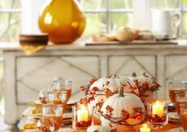 Inspiring Ideas for your Fall Centerpieces