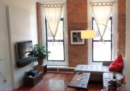 DIY Sat. #161 – Building a Flat Screen TV Wall for your Apartment (Video)