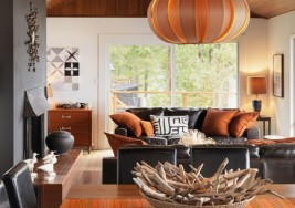 Rich Autumn Color Ideas for Your Home this Fall