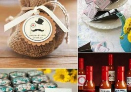 Fun & Easy DIY Party Wedding Favor Ideas