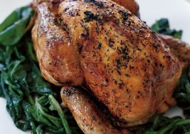 Family Night Favorite: Slow Cooker Roast Chicken Recipe