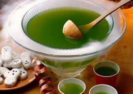 Two Spooky Green Halloween Punch Recipes