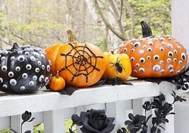 Halloween Kids' DIY Crafts: Jack-O-Lanterns with a Twist
