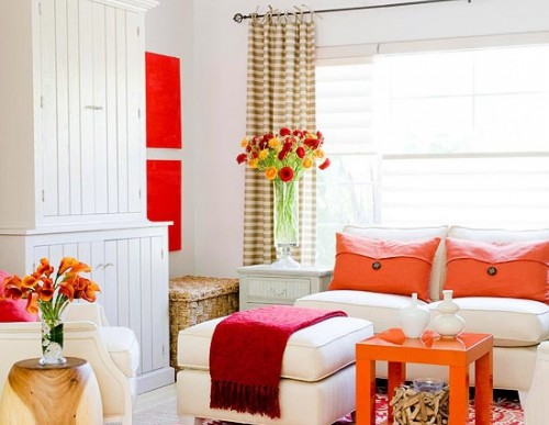 How to Use Accent Colors to Uplift your Interiors