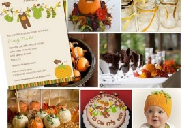 Creative Ideas for Planning a Fall Baby Shower