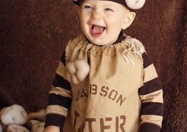 Fun Homemade Halloween Kids' Costume Ideas