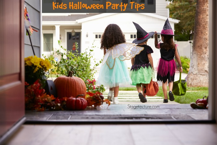 halloween party tips and ideas