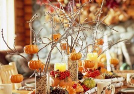 Beautiful Yet Easy DIY Thanksgiving Centerpieces