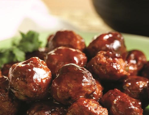 Holiday Appetizers: Savory Chili Meatballs Recipe