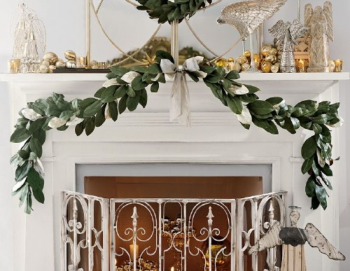 DIY Sat. 170 – How to Decorate your Holiday Mantle (Video)