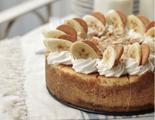 Homestyle Banana Pudding Cheesecake Recipe