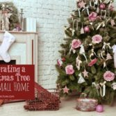 decorating christmas tree small home