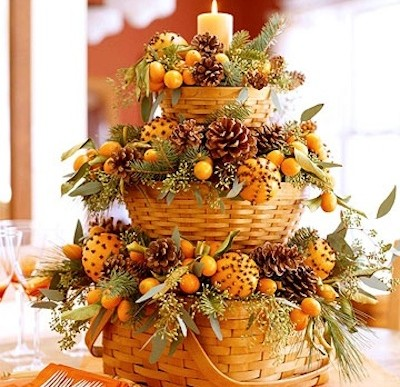 Thanksgiving Dining Room Table Centerpiece Ideas