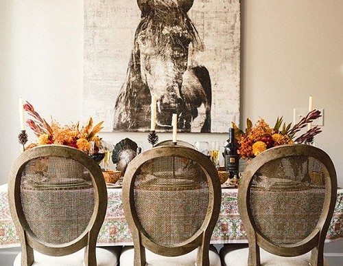 Feng Shui Tips for your Thanksgiving Dinner Table