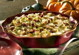 Turkey Recipes: Curried Turkey Casserole
