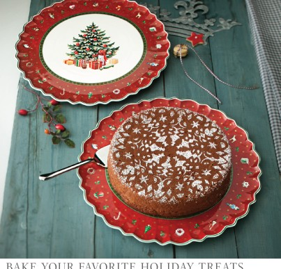 Chance at $500 Shopping Spree – #HolidayHeirloom with Villeroy & Boch