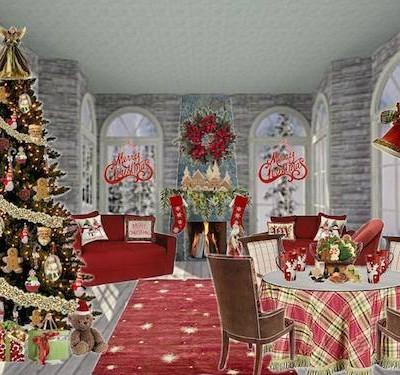 Olioboard Inspiration: Christmas Party Theme Ideas