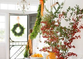 Christmas Decorations: Using Natural Materials