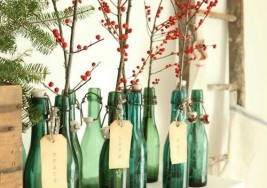 Christmas Decorations: Clever Mantle Ideas