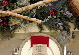 Christmas Table Decorations: Beautiful Holiday Ideas