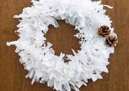 DIY Sat. 172 – Eco-Friendly Christmas Wreaths (Video)