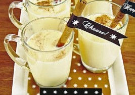Classic Holiday Egg Nog Recipe