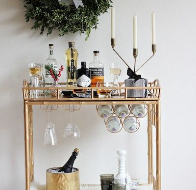 Easy No-Stress Holiday Bartending Ideas