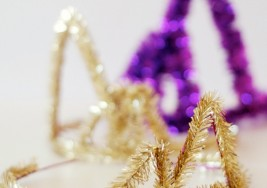 How to Make New Year's Eve DIY Sparkle Crowns