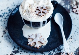 Warm Winter Drink – White Chocolate Latte Recipe
